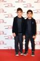 Foto/IPP/Gioia Botteghi 09/12/2016 Roma terzo red carpet della manifestazione Roma Fiction Fest, nella foto:  film Amore pensaci tu, Leonardo e Jacopo Morandi