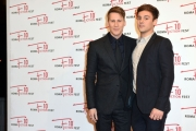 Foto/IPP/Gioia Botteghi 10/12/2016 Roma quarto red carpet della manifestazione Roma Fiction Fest, nella foto: fiction When We Rise, con Dustin Lance Black e Tom Daley