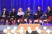 Foto/IPP/Gioia Botteghi 12/05/2016 Roma seconda puntata della nuova serie del maurizio Costanzo Show,
