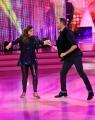 Foto/IPP/Gioia Botteghi 23/04/2016 Roma finale di ballando con le stelle, Nicole Orlando e Stefano Oradei