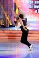 Foto/IPP/Gioia Botteghi 23/04/2016 Roma finale di ballando con le stelle, Luca Sguazzini e Vera Kinnunen