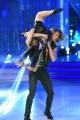 Foto/IPP/Gioia Botteghi 23/04/2016 Roma finale di ballando con le stelle, Daniel Nilsson con Valeriia Belozerova