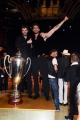 Foto/IPP/Gioia Botteghi 23/04/2016 Roma finale di ballando con le stelle, Iago Garcia e Michele Morrone primo e secondo posto