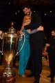 Foto/IPP/Gioia Botteghi 23/04/2016 Roma finale di ballando con le stelle, Iago Garcia con Rita Pavone