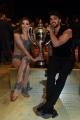 Foto/IPP/Gioia Botteghi 23/04/2016 Roma finale di ballando con le stelle, Michele Morrone e Ekaterina Vaganova secondi classificati