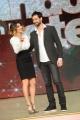 Foto/IPP/Gioia Botteghi 18/02/2016 Roma presentazione della undicesima edizione di Ballando con le stelle, nella foto Iago Garcia e Samanta Togni