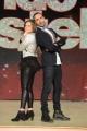 Foto/IPP/Gioia Botteghi 18/02/2016 Roma presentazione della undicesima edizione di Ballando con le stelle, nella foto Nicole Orlando e Stefano Oradei