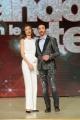 Foto/IPP/Gioia Botteghi 18/02/2016 Roma presentazione della undicesima edizione di Ballando con le stelle, nella foto Margareth Madè e Samuel Peron