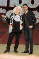 Foto/IPP/Gioia Botteghi 18/02/2016 Roma presentazione della undicesima edizione di Ballando con le stelle, nella foto Platinette e Raimondo Todaro