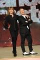 Foto/IPP/Gioia Botteghi 18/02/2016 Roma presentazione della undicesima edizione di Ballando con le stelle, nella foto Milly Carlucci e Paolo Belli