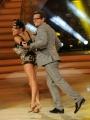 Foto/IPP/Gioia Botteghi 20/02/2016 Roma Ballando con le stelle puntata, nella foto: Enrico Papi e Ornella Boccafoschi