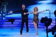 Foto/IPP/Gioia Botteghi 20/02/2016 Roma Ballando con le stelle puntata, nella foto: Salvo Sottile e Alessandra Tripoli