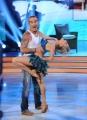 Foto/IPP/Gioia Botteghi 20/02/2016 Roma Ballando con le stelle puntata, nella foto: Pierre Cosso e Maria Emachkova