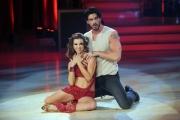 Foto/IPP/Gioia Botteghi 20/02/2016 Roma Ballando con le stelle puntata, nella foto: Michele Morrone e Ekaterina Vaganova