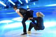 Foto/IPP/Gioia Botteghi 20/02/2016 Roma Ballando con le stelle puntata, nella foto: Rita Pavone e Simone Di Pasquale