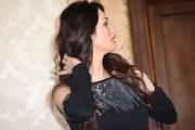Foto/IPP/Gioia Botteghi 10/01/2017 Roma presentazione della fiction di canale 5, IL BELLO DELLE DONNE4, nella foto:   Manuela Arcuri