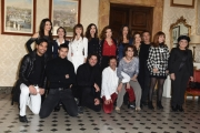 Foto/IPP/Gioia Botteghi 10/01/2017 Roma presentazione della fiction di canale 5, IL BELLO DELLE DONNE4, nella foto:    cast