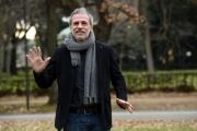 Foto/IPP/Gioia Botteghi 23/01/2017 Roma presentazione del film ho amici in paradiso, nella foto   Fabrizio Ferracane