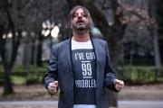 Foto/IPP/Gioia Botteghi 23/01/2017 Roma presentazione del film ho amici in paradiso, nella foto  Christian Iansante