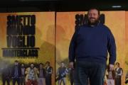 Foto/IPP/Gioia Botteghi 24/01/2017 Roma presentazione del film Smetto quando voglio Masterclass, nella foto:   Stefano Fresi