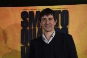 Foto/IPP/Gioia Botteghi 24/01/2017 Roma presentazione del film Smetto quando voglio Masterclass, nella foto:  Luigi Lo Cascio