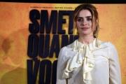 Foto/IPP/Gioia Botteghi 24/01/2017 Roma presentazione del film Smetto quando voglio Masterclass, nella foto:     Greta Scarano