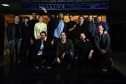 Foto/IPP/Gioia Botteghi 24/01/2017 Roma presentazione del film Smetto quando voglio Masterclass, nella foto: il regista Sydney Sibilia ed il cast
