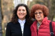 Foto/IPP/Gioia Botteghi 25/01/2017 Roma presentazione del film documentario Femminismo, nella foto la regista Paola Columba e Maria Rosa Cutrufelli