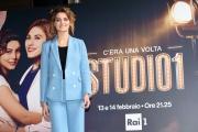 Foto/IPP/Gioia Botteghi 01/02/2017 Roma presentazione della fiction di rai uno C 'ERA UNA VOLTA STUDIO 1, nella foto: Giusy Buscemi