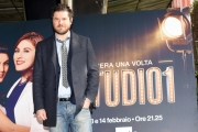 Foto/IPP/Gioia Botteghi 01/02/2017 Roma presentazione della fiction di rai uno C 'ERA UNA VOLTA STUDIO 1, nella foto: Edoardo Pesce