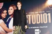 Foto/IPP/Gioia Botteghi 01/02/2017 Roma presentazione della fiction di rai uno C 'ERA UNA VOLTA STUDIO 1, nella foto: Diana Del Bufalo