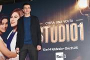 Foto/IPP/Gioia Botteghi 01/02/2017 Roma presentazione della fiction di rai uno C 'ERA UNA VOLTA STUDIO 1, nella foto:  Domenico Diele