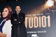 Foto/IPP/Gioia Botteghi 01/02/2017 Roma presentazione della fiction di rai uno C 'ERA UNA VOLTA STUDIO 1, nella foto:  il regista Riccardo Donna
