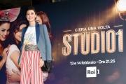 Foto/IPP/Gioia Botteghi 01/02/2017 Roma presentazione della fiction di rai uno C 'ERA UNA VOLTA STUDIO 1, nella foto: Alessandra Mastronardi