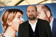 Foto/IPP/Gioia Botteghi 03/02/2017 Roma presentazione del film MAMMA O PAPA', nella foto:  Antonio Albanese