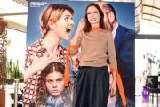 Foto/IPP/Gioia Botteghi 03/02/2017 Roma presentazione del film MAMMA O PAPA', nella foto:  Stefania Rocca