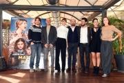 Foto/IPP/Gioia Botteghi 03/02/2017 Roma presentazione del film MAMMA O PAPA', nella foto: cast
