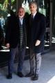 Foto/IPP/Gioia Botteghi 16/02/2017 Roma presentazione dela fiction di raiuno i fantasmi di Portopalo, nella foto Beppe Fiorello con Salvatore Lupo