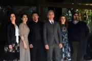 Foto/IPP/Gioia Botteghi 16/02/2017 Roma presentazione dela fiction di raiuno i fantasmi di Portopalo, nella foto il regista Alessandro Angelini e cast