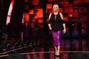 Foto/IPP/Gioia Botteghi 17/02/2017 Roma prima puntata della trasmissione STANDING OVATION rai uno, nella foto Antonella Clerici la conduttrice