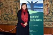 Foto/IPP/Gioia Botteghi 17/02/2017 Roma  presentazione del programma di rai tre I RAGAZZI DEL BAMBINO GESU, nella foto : Simona Ercolani produttore creativo