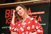 Foto/IPP/Gioia Botteghi 20/02/2017 Roma presentazione del film BEATA IGNORANZA, nella foto: Michela Andreozzi