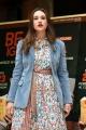 Foto/IPP/Gioia Botteghi 20/02/2017 Roma presentazione del film BEATA IGNORANZA, nella foto: Teresa Romagnoli