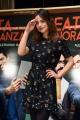 Foto/IPP/Gioia Botteghi 20/02/2017 Roma presentazione del film BEATA IGNORANZA, nella foto: Valeria Bilello