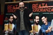 Foto/IPP/Gioia Botteghi 20/02/2017 Roma presentazione del film BEATA IGNORANZA, nella foto:  il regista Massimiliano Bruno