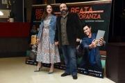 Foto/IPP/Gioia Botteghi 20/02/2017 Roma presentazione del film BEATA IGNORANZA, nella foto:  il regista Massimiliano Bruno e Teresa Romagnoli