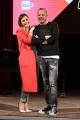 Foto/IPP/Gioia Botteghi 21/02/2017 Roma presentazione del programma di rai due MADE IN SUD, nella foto: Gigi D'Alessio con Fatima Trotta