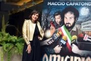 Foto/IPP/Gioia Botteghi 22/02/2017 Roma presentazione del film Omicidio All'italiana, nella foto Antonia Truppo