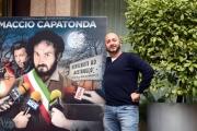 Foto/IPP/Gioia Botteghi 22/02/2017 Roma presentazione del film Omicidio All'italiana, nella foto Ivo Avido ( Enrico Venti)
