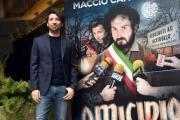 Foto/IPP/Gioia Botteghi 22/02/2017 Roma presentazione del film Omicidio All'italiana, nella foto Herbert Ballerina ( Luigi Luciano)